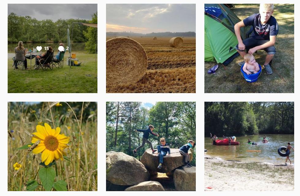 Instagram Camping De Barkhoorn