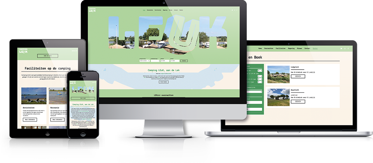Prosuco portfolio - klant Camping LEuK